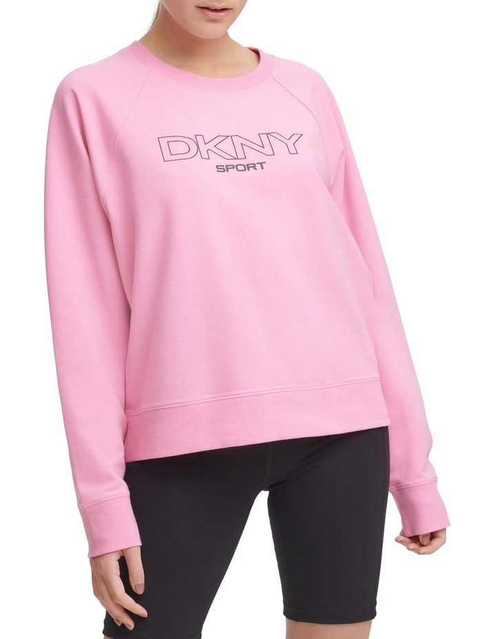 Ombre Logo Pullover DP1T8022 image 1