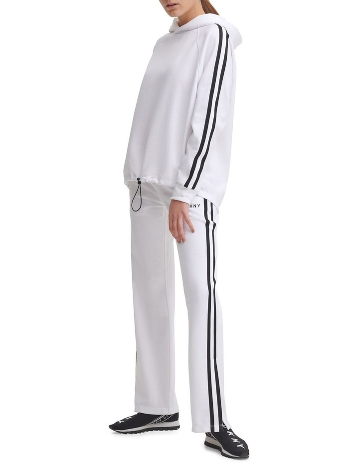 Bungee Front Cropped Hoodie image 1