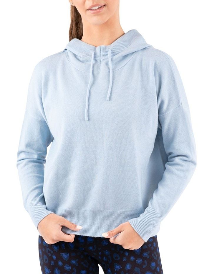 Ruby Hooded Knit image 1
