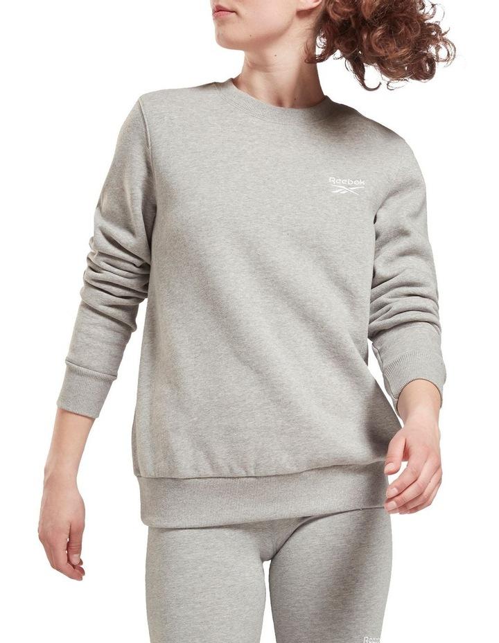 Identity Fleece Crew Sweater image 1