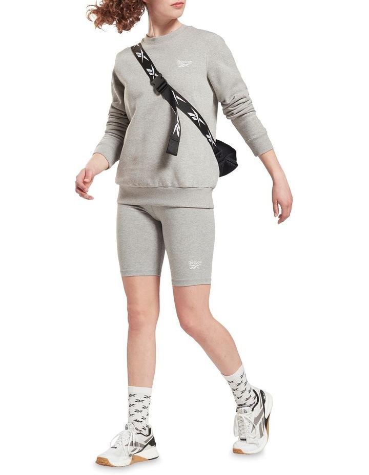 Identity Fleece Crew Sweater image 3