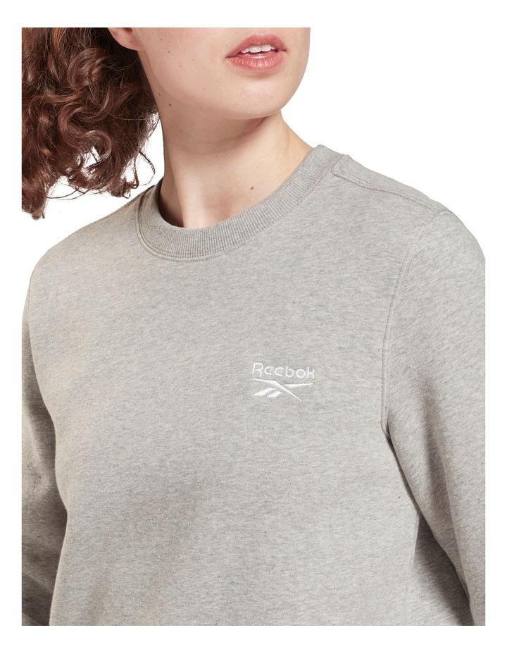 Identity Fleece Crew Sweater image 4