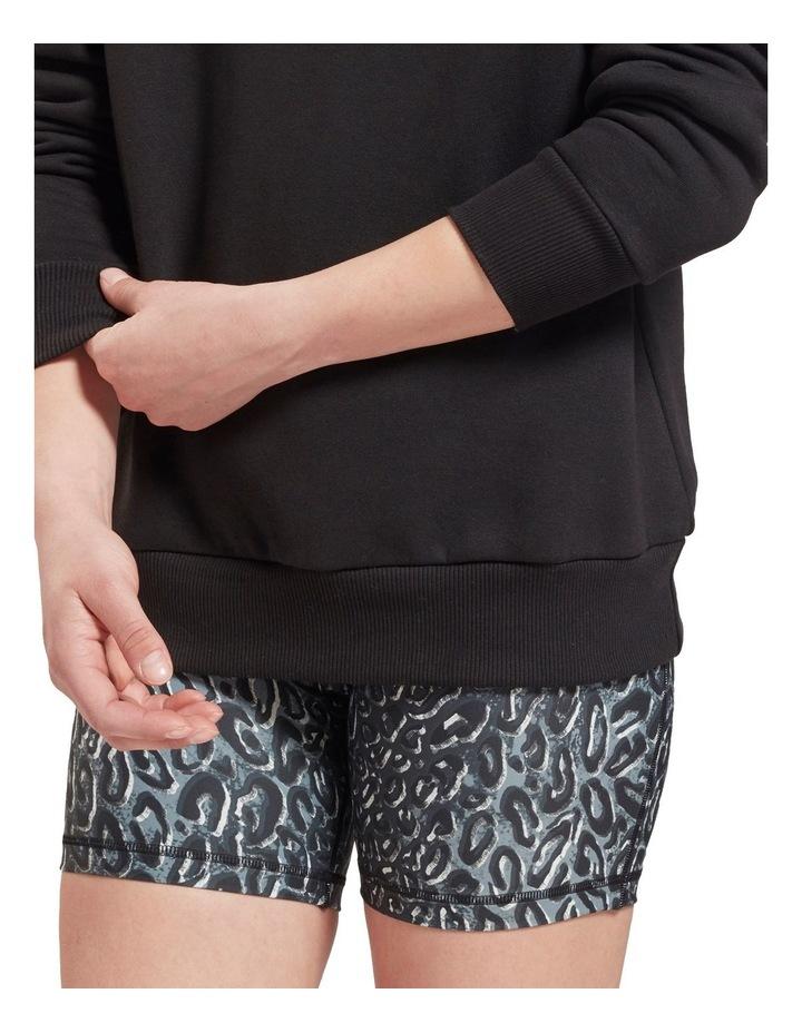Identity Black Fleece Crew Sweater image 4