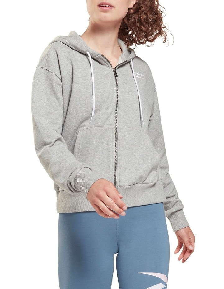 Identity French Terry Full Zip Sweater image 1