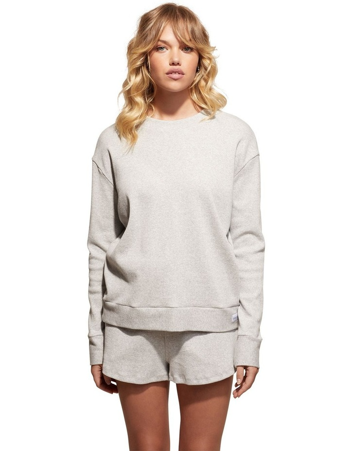 Foresee Pullover Sweat Top Grey image 1