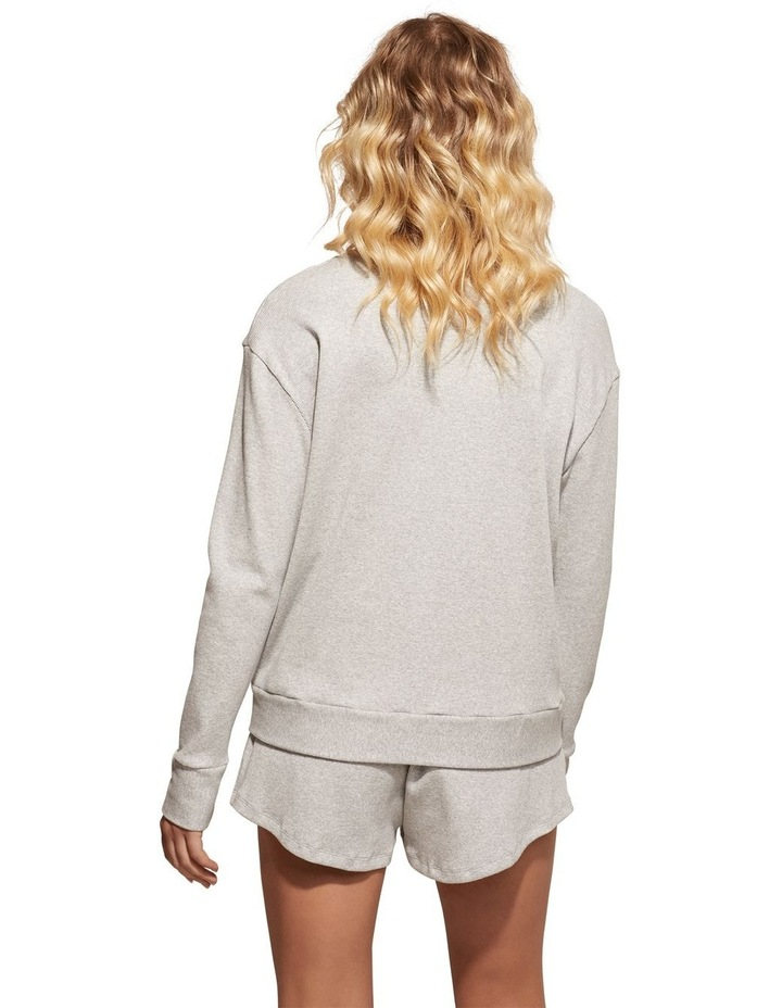 Foresee Pullover Sweat Top Grey image 2