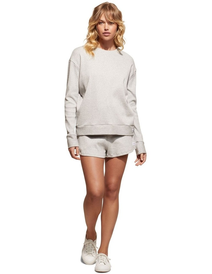Foresee Pullover Sweat Top Grey image 5