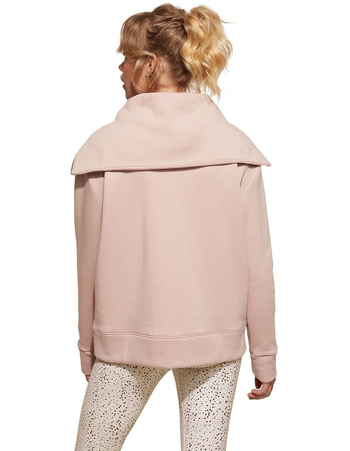 Magnolia Dusty Pink Sweat Top Pullover image 2