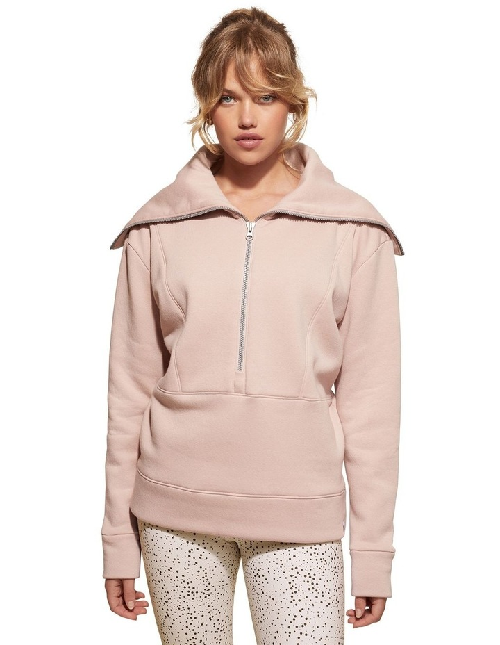 Magnolia Dusty Pink Sweat Top Pullover image 4