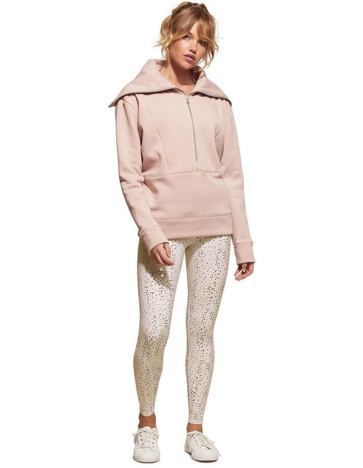 Magnolia Dusty Pink Sweat Top Pullover image 5