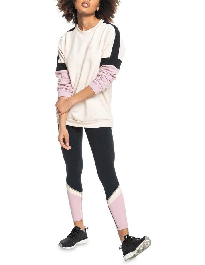 Blinding Lights Tapioca Fleece Sweatshirt image 5