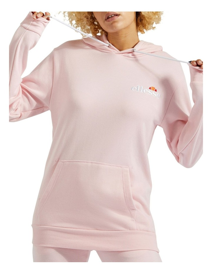 Noreo Hooded Sweat Top Light Pink image 1