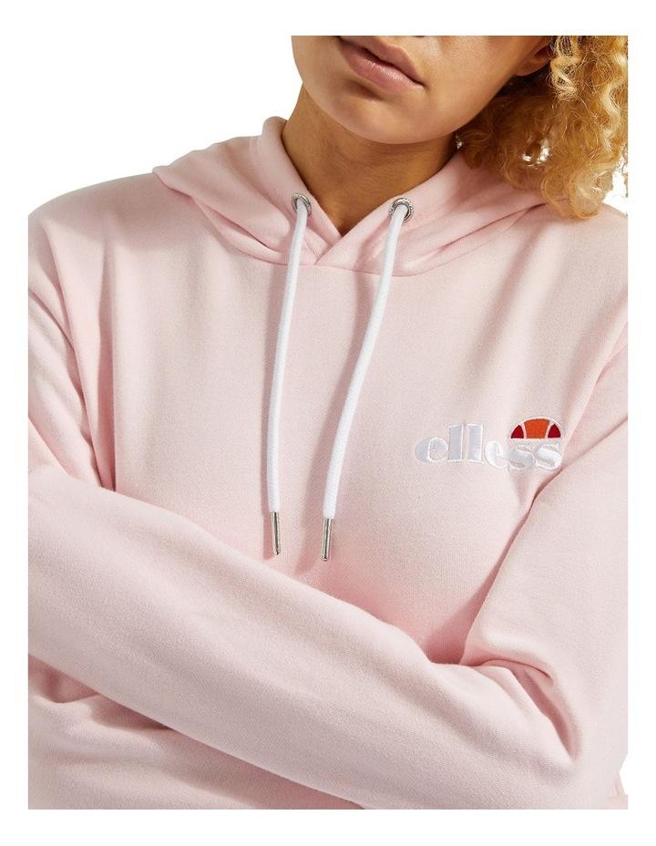 Noreo Hooded Sweat Top Light Pink image 2