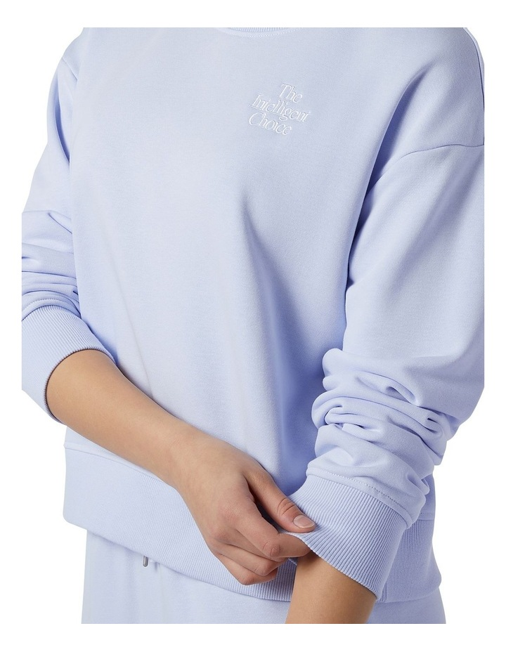 Athletics Intelligent Choice Crew Sweater image 4