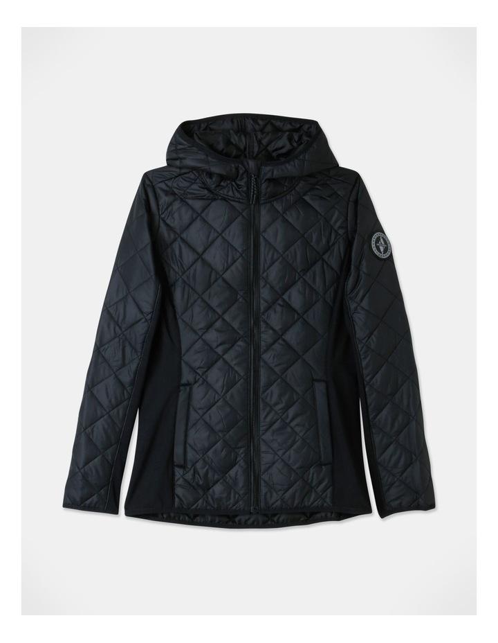 Everyday Puffer Jacket Bold Black image 1