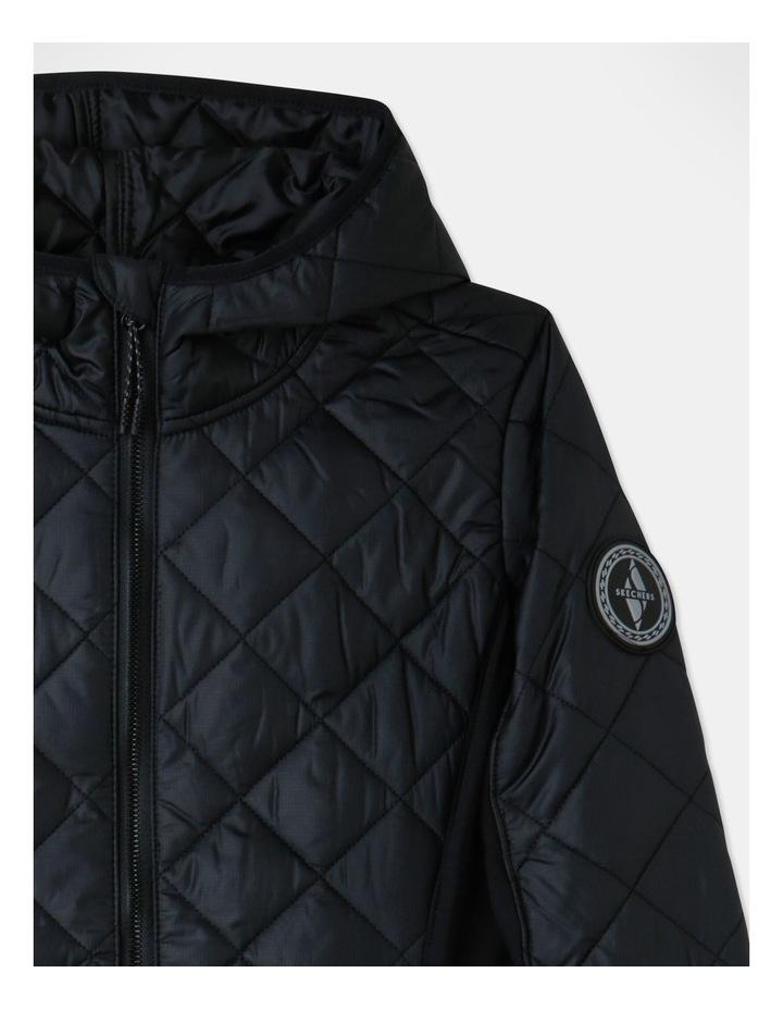 Everyday Puffer Jacket Bold Black image 2