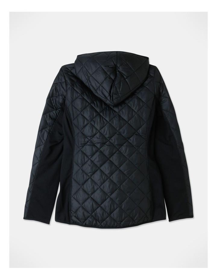 Everyday Puffer Jacket Bold Black image 3