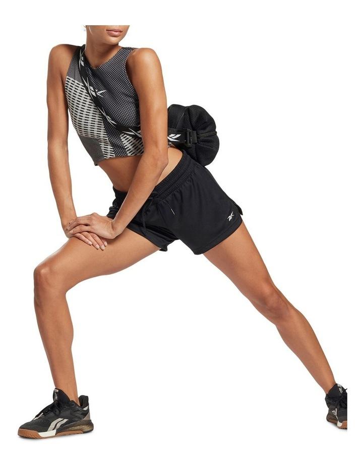 Workout Ready Knit Poly Short GI6856 image 3