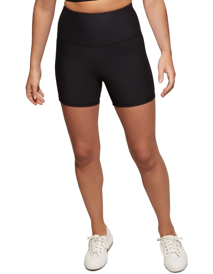 Opponent Bike Shorts Black image 1