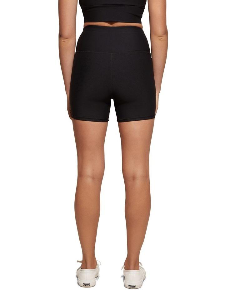Opponent Bike Shorts Black image 2