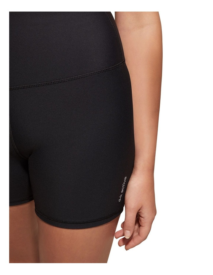 Opponent Bike Shorts Black image 4