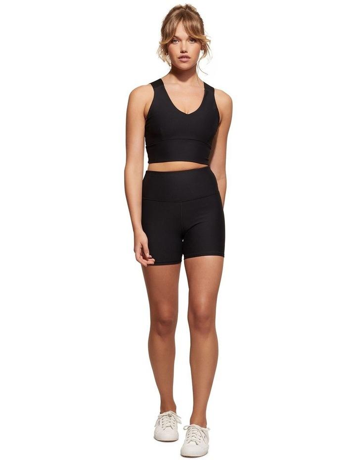 Opponent Bike Shorts Black image 5