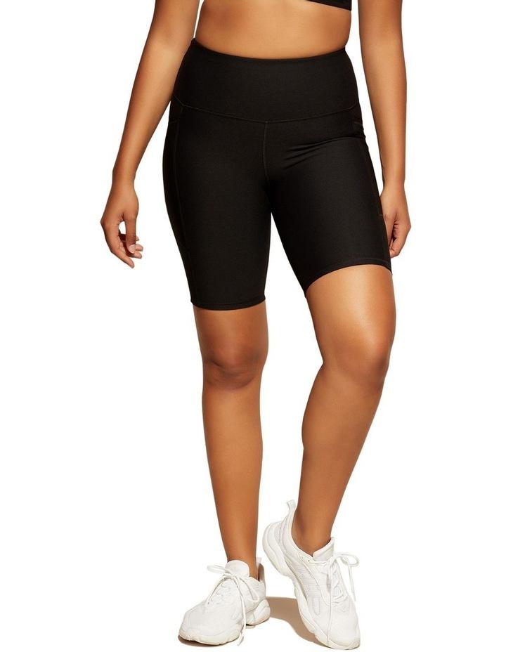 Elite Bike Shorts Black image 1