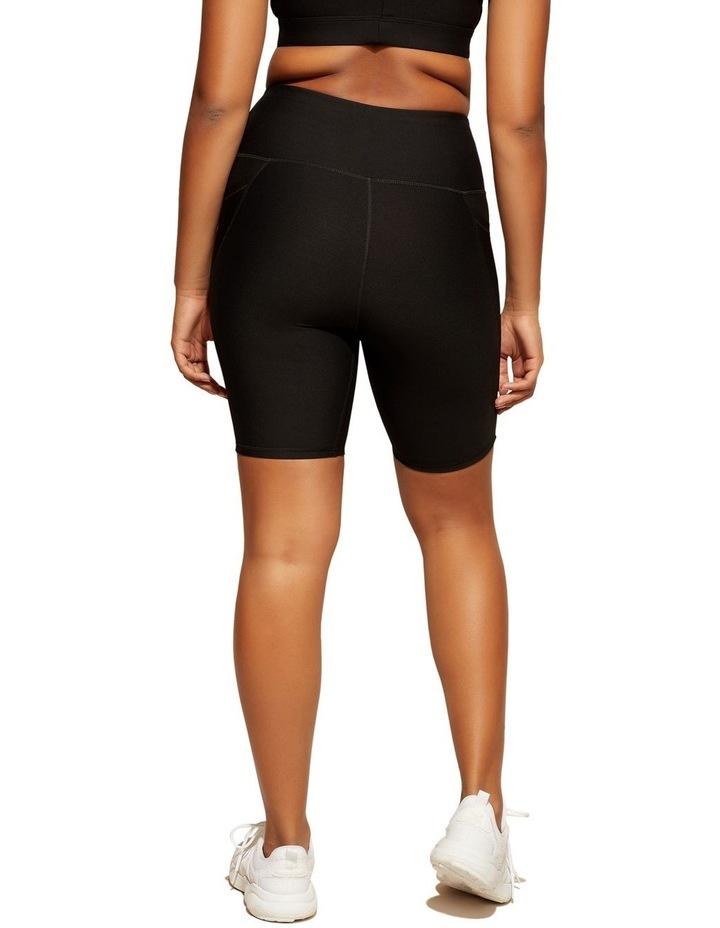 Elite Bike Shorts Black image 2