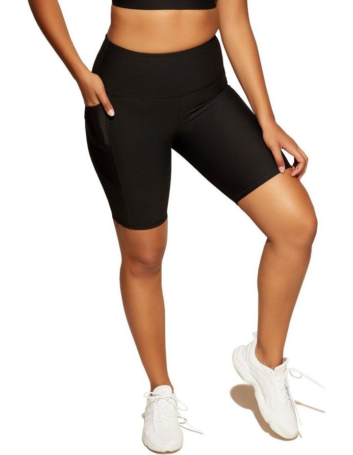 Elite Bike Shorts Black image 3