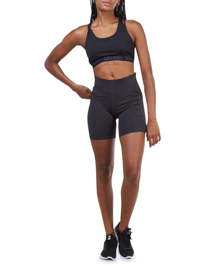 Run Tight Short Black image 4