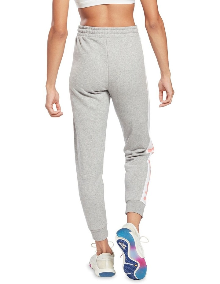 Reebok Training Essentials Linear Logo French Terry Pant GN5414 image 2