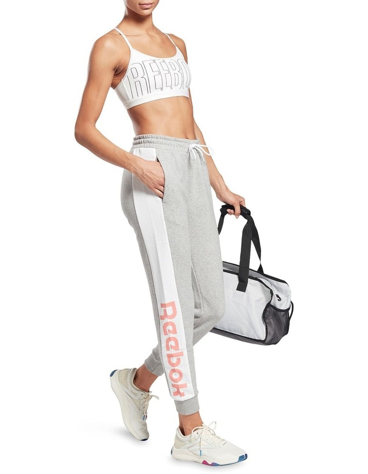 Reebok Training Essentials Linear Logo French Terry Pant GN5414 image 3