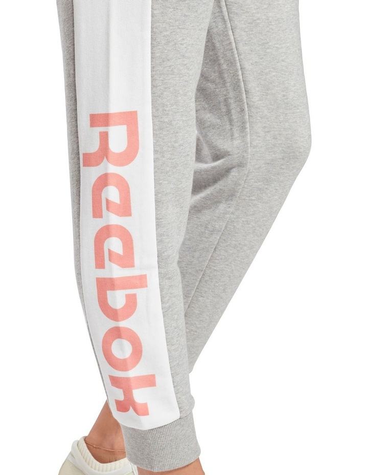 Reebok Training Essentials Linear Logo French Terry Pant GN5414 image 4