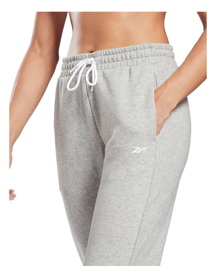 Reebok Training Essentials Linear Logo French Terry Pant GN5414 image 5