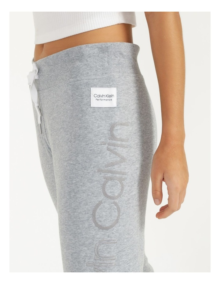 Performance Embroidered Logo Jogger image 5