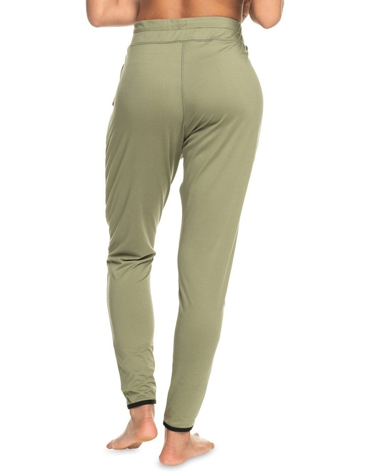Love Ain'T Enough Soft Pants Green image 2
