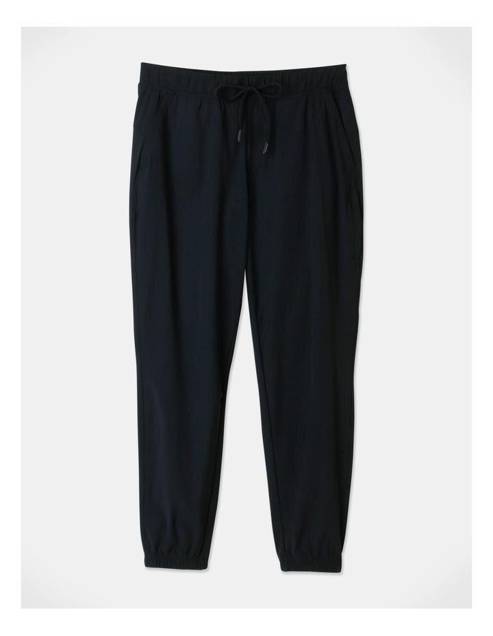 Skech-Knit Midrise Jogger Bold Black image 1