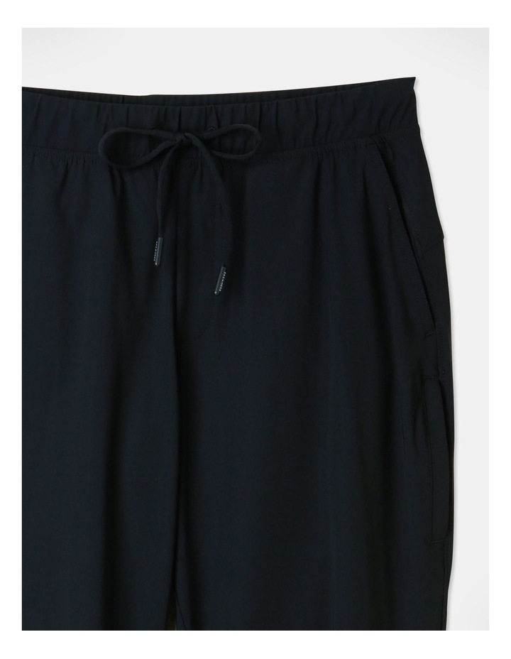 Skech-Knit Midrise Jogger Bold Black image 2