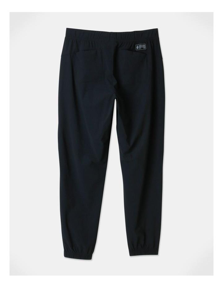 Skech-Knit Midrise Jogger Bold Black image 3