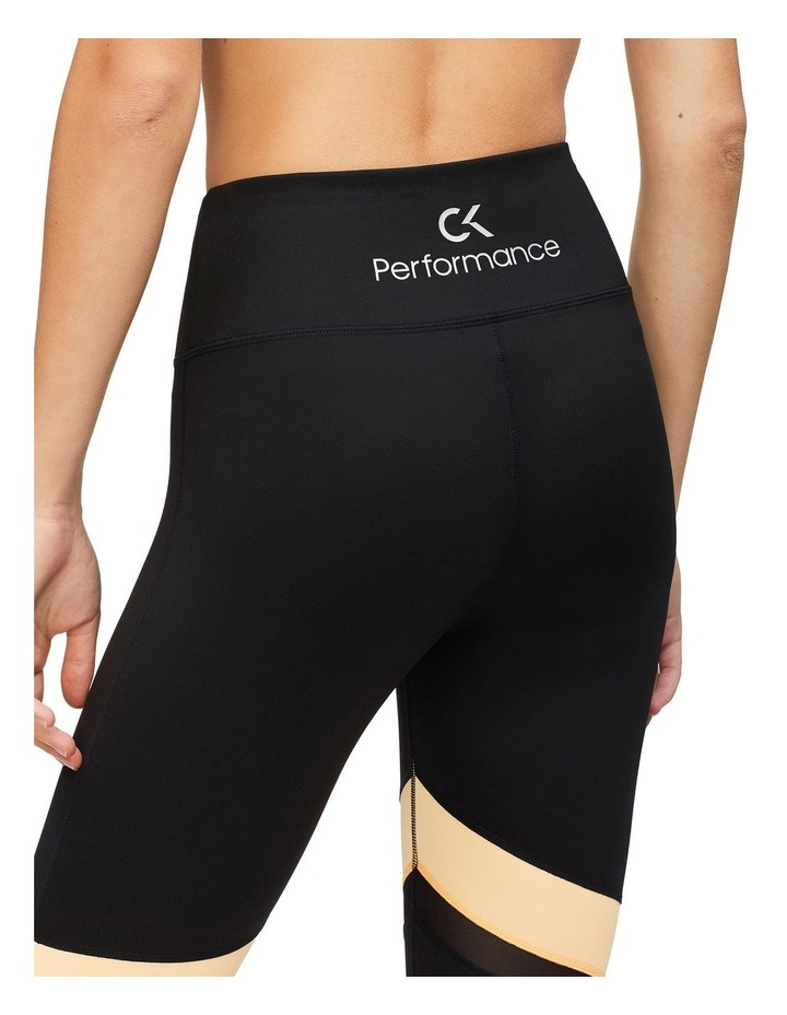 CK Performance Powermesh Colourblock High Waist 7/8 Tight PF0P6117 image 3
