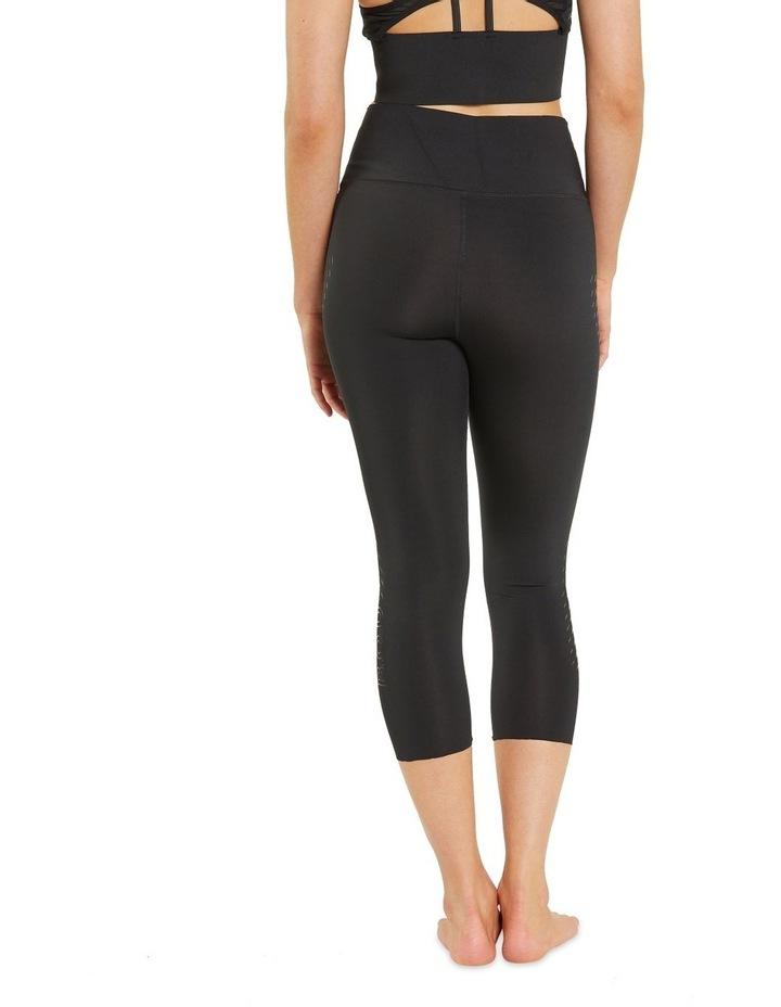 Ultra Black Capri Legging image 3