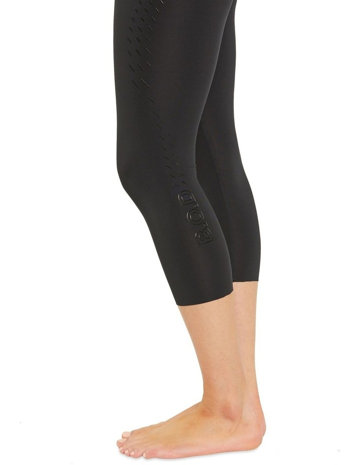 Ultra Black Capri Legging image 4