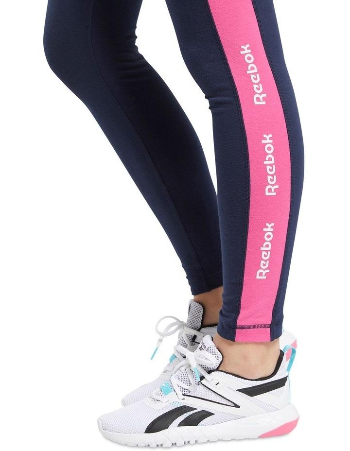 Reebok Training Essentials Linear Logo Legging FU2180 image 6