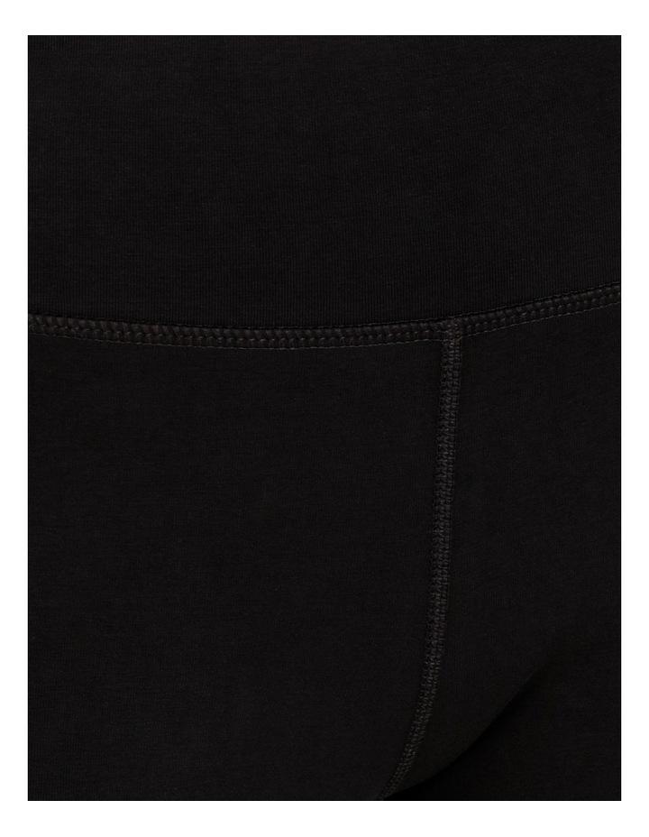DKNY Active High Waist Full Length Logo Legging DP7P1223 image 7