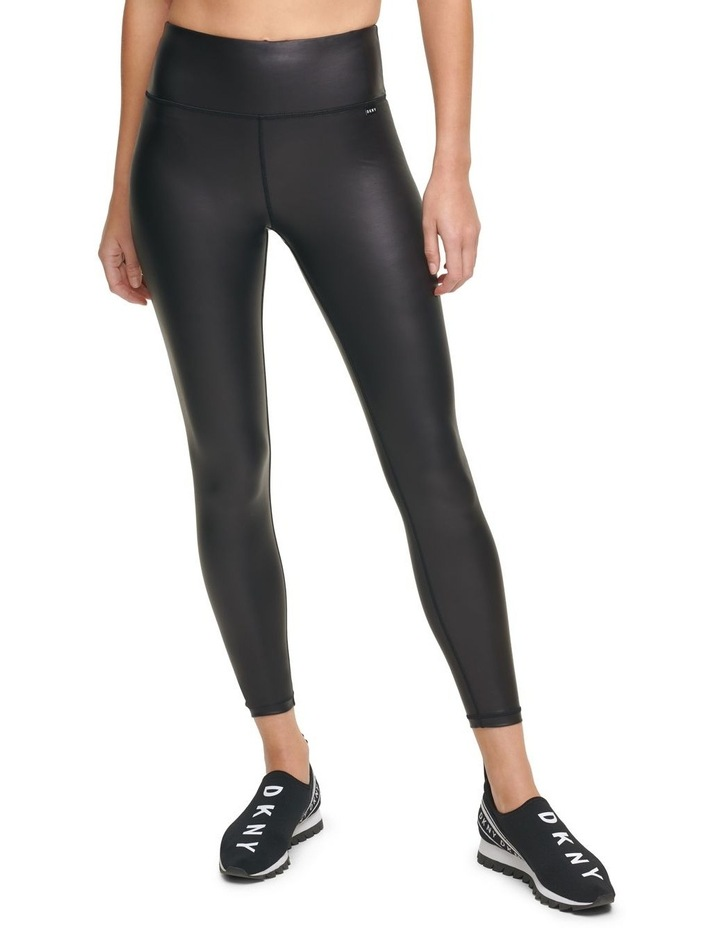 Faux Leather High Waist 7/8 Tight DP0P2096 image 1