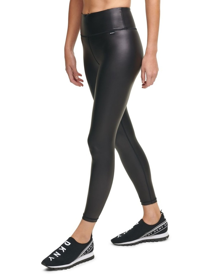 Faux Leather High Waist 7/8 Tight DP0P2096 image 2
