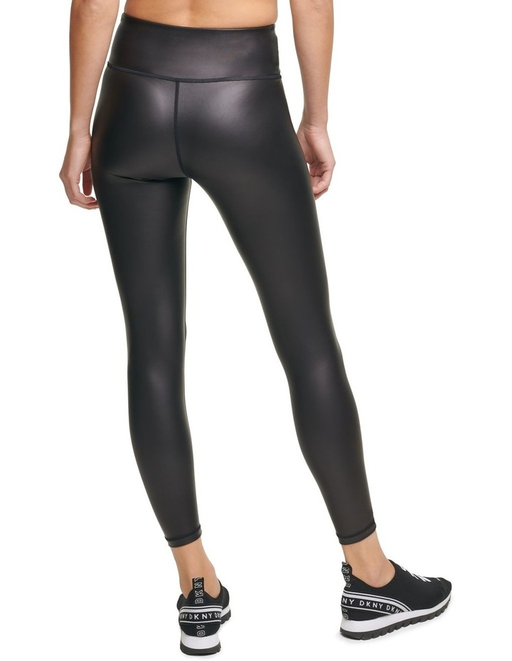 Faux Leather High Waist 7/8 Tight DP0P2096 image 3
