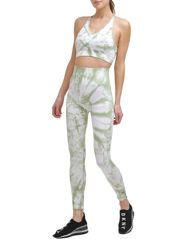 High Waisted 7/8 Seamless Tie Dye Tight DP1P2335 image 1