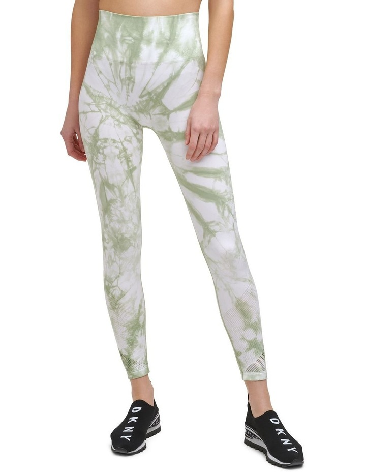 High Waisted 7/8 Seamless Tie Dye Tight DP1P2335 image 3