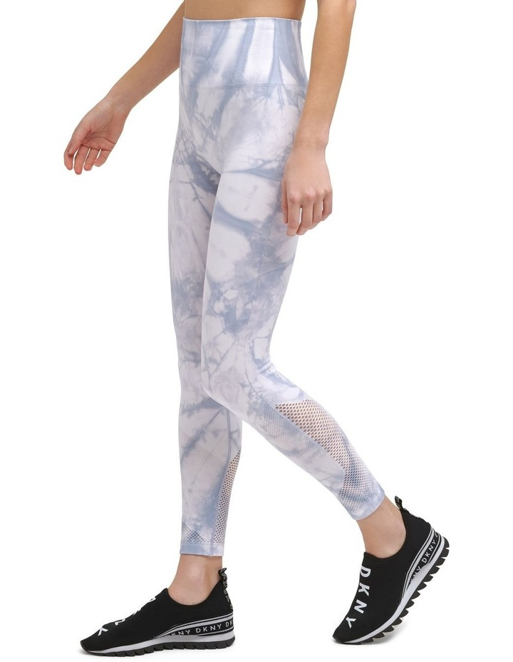High Waisted 7/8 Seamless Tie Dye Tight DP1P2335 image 2